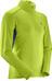 Salomon Agile Warm hardloopshirt groen